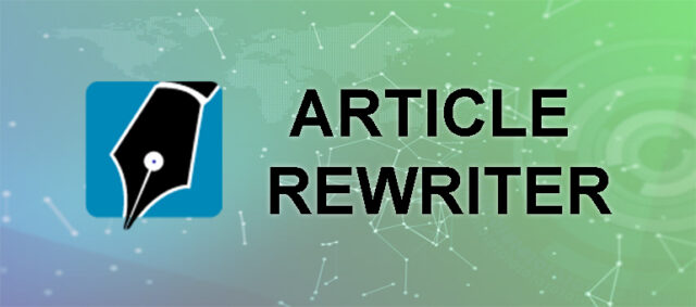 5 Best Article Rewriter & Article Spinner Tools - My Wp Life