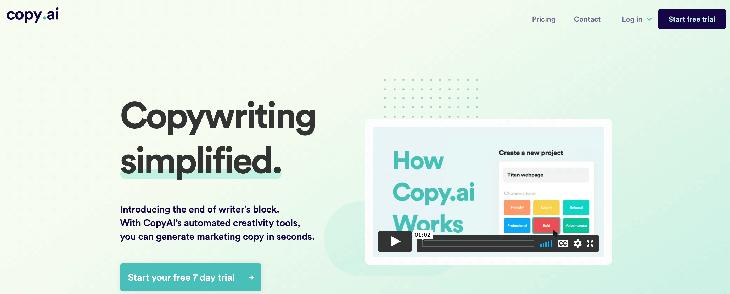 Copy AI