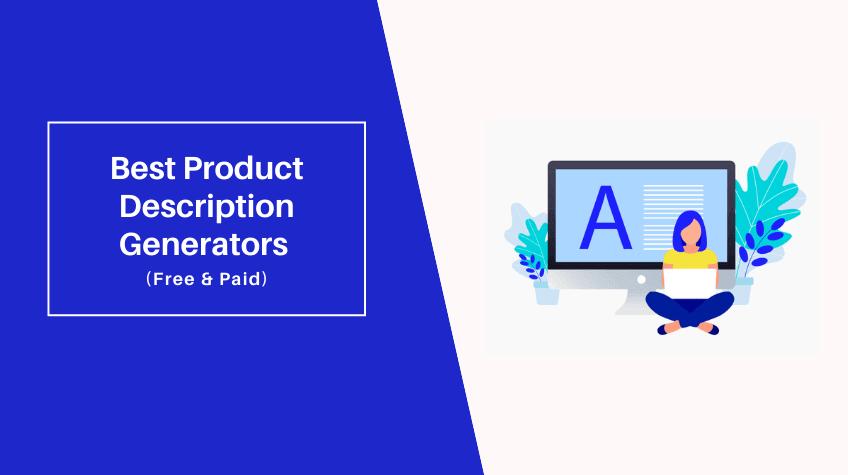 Product Description Generators