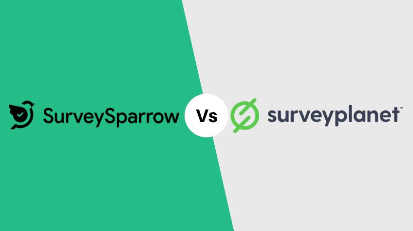 SurveySparrow VS SurveyPlanet